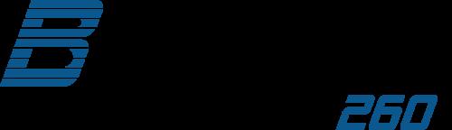 Brandskär 260 logotyp