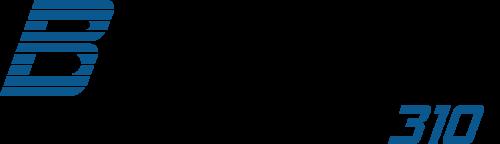 Brandskär 310 logotyp